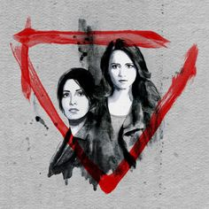 Root x Shaw. Person of Interest.