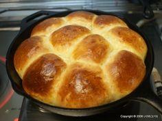 ケンタッキー州祭で受賞したロールパン│ダッチオーブンを使ったら書き込もう