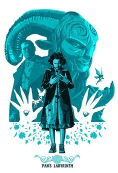 Pan's Labyrinth by Stephen Sampson *