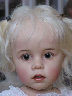 Коллекционные куклы  и УНИКАТЫ от Sissel Bjorstadt Skille.