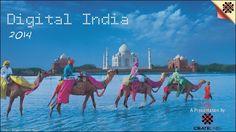 Digital Statistics 2014 - India by Ibea  via slideshare