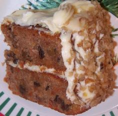 Easy Carrot Cake recipe that tastes like from scratch.