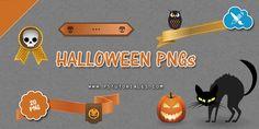 20 banners de Halloween | PS Tutoriales