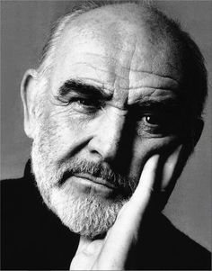 Sean Connery mucho despues de 007