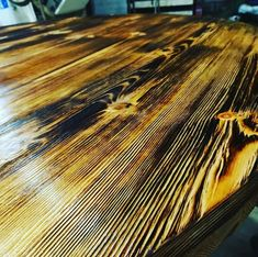Designed rustic dining table #rusticfurniture #home #minesbetterthenyours #homedecor #beautiful