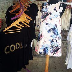 #atölye #atelier #alaçatı #instagram #cool #tshirt #elbise #minielbise  Instagram @spatelier_alacati