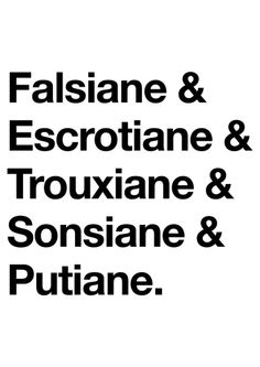 poster - FALSIANE TEAM