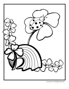 Saint Patricks Day Crafts Az Coloring Pages 2015Holiday Pictures