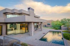 Single Family - Detached, Contemporary - Scottsdal