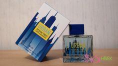 Antonio Banderas Urban Seduction in Blue parfüm Shot Glass, Urban, Tableware, Blue, Dinnerware, Dishes