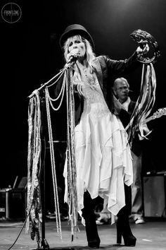 Stevie Nicks - I have adored her & her fashion since I was a kid