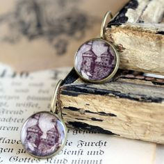 """""""Wuthering Heights"""" earrings"""