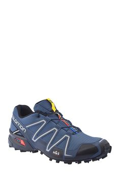 Salomon Men s Speedcross 3 Trail Running Shoe Get ready to hit the trails  in these Speedcross 9b344776ae62