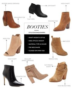 Talking about how to wear ankle boots and giving you oodles of outfit inspiration from wearing ankle booties with leggings to cuffed jeans and more!