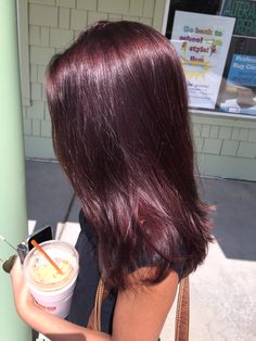 Eggplant hair                                                                                                                                                                                 More