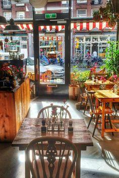 21X Ontbijten in Amsterdam: Omelegg | ELLE Eten