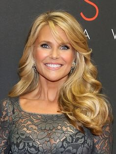 Christie Brinkley dazzled at the 2013 Style Awards