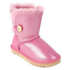 Momo Grow Girls 'Daisy' Sheepskin Shearling Boots => Tried it! Love it! Click the image. : Girl's boots
