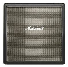 Marshall 1960AX Classic Angled Guitar Speaker Cabinet: This angled Marshal cab is tops in terms of looks, projection, and power. With 100 watts of power, it was made to be heard for years to come.