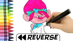 Dreamworks Trolls Coloring Book Reverse Coloring Video For Kids Episode 4 with Poppy DJ Suki and Cooper! If you have a Coloring Book you would like to see us do let us know in the comments below!   Watch More Coloring Trolls Videos   TROLLS COLORING BOOK REVERSE COLORING VIDEO FOR KIDS EPISODE 3 POPPY DJ SUKI COOPER - TOY ARMY https://www.youtube.com/watch?v=1R0Zs7DVqqY  TROLLS MOVIE COLORING BOOK EPISODE 7 DJ SUKI AND POPPY SPEED COLORING VIDEO FOR KIDS - Toy Army…