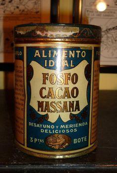 Alimento Ideal. Fosfo Cacao Massana - Barcelona
