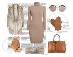 """""""Woow"""" by mery66 ❤ liked on Polyvore featuring Rumour London, River Island, Christian Louboutin, Yves Saint Laurent, Aéropostale, Marc by Marc Jacobs and Isotoner"""