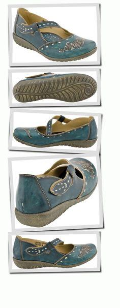 comfy shoe but runs big - Spring Step Juniper from www.planetshoes.com