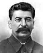 """Joseph Stalin's real name is Iosif Vissarionovich Dzhugashvili. He adopted """"Stalin"""" by combining 'stal', which is Russian for """"steel"""" with """"Lenin"""".  (I already knew this)"""