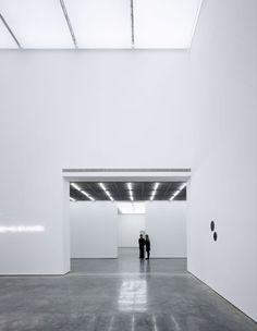 Casper Mueller Kneer Architects, Paul Riddle · White Cube Bermondsey · Divisare