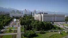 The city of a thousand colours – this is Almaty, the cultural capital and largest metropolitan area in Kazakhstan.