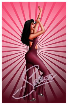Selena Tribute by krlozaguilera