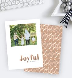 Holiday Card Template, Christmas Card Template, Holiday Card Design | DIGITAL PRINTABLE Holiday Cards, Christmas Cards, Christmas Card Template, Handmade Items, Handmade Gifts, Christmas Holidays, Spirit, Joy, Etsy Shop