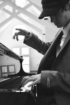 Piano Photoshoot