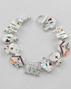 Best Nurse Bracelet . Starting at $1 on Tophatter.com!