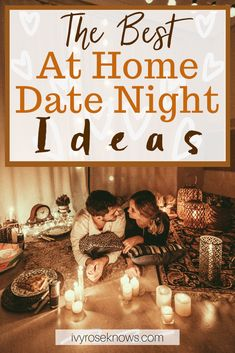 The Best At Home Date Night Ideas So many good ideas for a fun and cozy at home date night! Best Relationship Advice, Marriage Tips, Happy Marriage, Healthy Relationships, Strong Relationship, Relationship Challenge, Healthy Marriage, Creative Date Night Ideas, Romantic Date Night Ideas