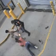 El Paso Releases Video of Cop Executing Handcuffed Man — Where's the Anger? | VICE News