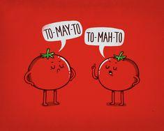 Tomato Argument by temy0ng.deviantart.com on @DeviantArt