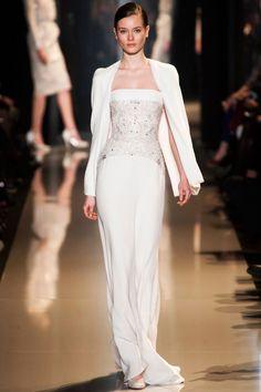 Wedding Dresses from Paris Couture Week -  Elie Saab