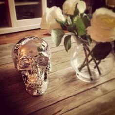 My home! Skull interior