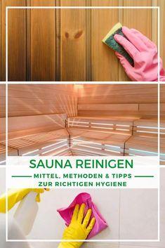 Sauna putzen: Sie wollen Ihre Sauna mal wieder richtig zum Glänzen bringen? Wissen aber nicht wie? Kein Problem wir helfen Ihnen gerne! In unserem Artikel finden Sie Tipps zur Häufigkeit der Reinigung, Reinigungsmittel und vieles mehr! Viel Spaß beim Lesen. #Sauna #reinigen #Tipps Clothes Hanger, Handy Tips, Cleaning Agent, Cleaning, Full Bath, Knowledge, Ad Home, Coat Hanger, Clothes Hangers