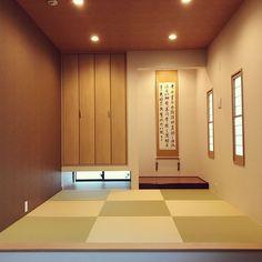 Japanese Interior Design, Japanese Home Decor, Japanese House, Washitsu, Room Decor Bedroom, Entryway Decor, Small Spaces, Diy Home Decor, Easy Diy