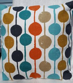 Decorative Cushions Decorative Cushion Covers Multicoloured | Etsy