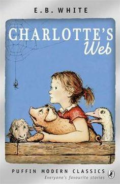Charlotte's Web - Paperback - 9780141329680 - E.B.White £3.49