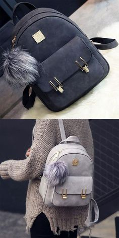 ac92c465bf4a These 14 small backpack purses are THE CUTEST! I need these in my life!