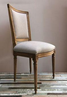 Antiguo juego de 10 sillas y 2 sillones de comedor divino - Sillas luis xvi modernas ...