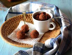 I Quit Sugar Chocolate Recipes (Chocolate Macadamia and Orange Truffles + Choc Peanut Butter Slice)