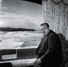 Eduardo Gageiro, Orson Welles no Hotel do Guincho.