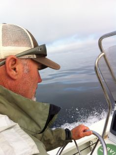 Fly fishing for makos with Stonefly Press author Conway Bowman