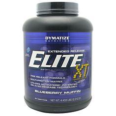 Dymatize Elite XT Whey and Casein Protein