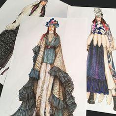 Ideas Fashion Sketchbook Csm Collage Illustration For 2019 Fashion Design Sketchbook, Fashion Design Portfolio, Fashion Design Drawings, Fashion Sketches, Art Portfolio, Fashion Collage, Fashion Art, Trendy Fashion, Fashion Illustration Dresses